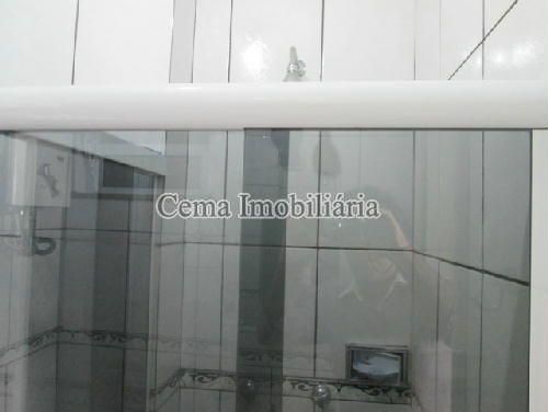 BANHEIRO ANG 3 - Apartamento 1 Quarto À Venda Flamengo, Zona Sul RJ - R$ 470.000 - LA12374 - 15