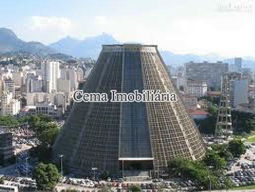 POSTAL - Apartamento À Venda - Centro - Rio de Janeiro - RJ - LA23481 - 10