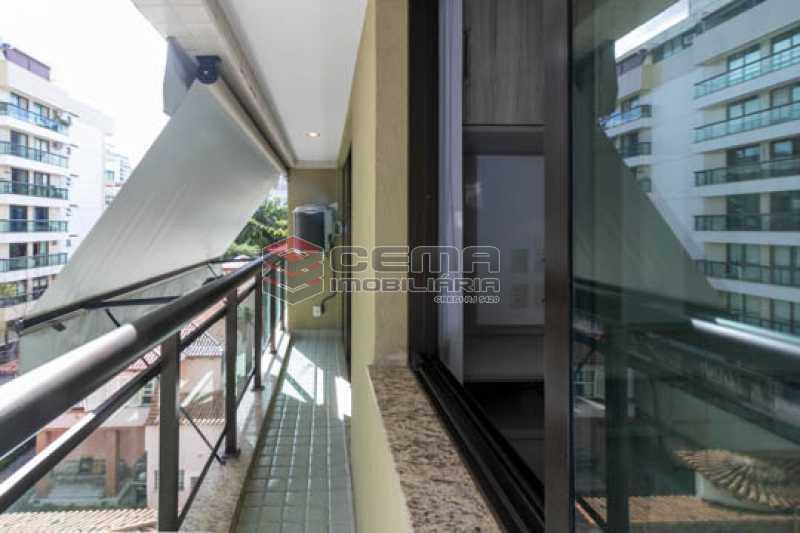 _MG_5362 - Apartamento 2 quartos à venda Flamengo, Zona Sul RJ - R$ 1.150.000 - LA23647 - 3