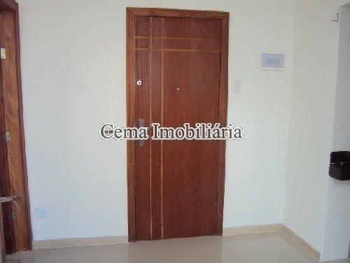 sala - Apartamento À Venda Rua Álvaro Alvim,Centro RJ - R$ 240.000 - LA11701 - 8