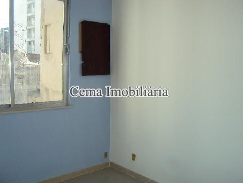 Quarto - Apartamento À Venda Rua Álvaro Alvim,Centro RJ - R$ 240.000 - LA11701 - 5