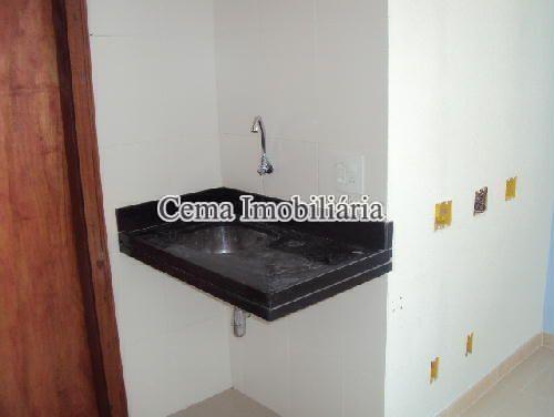 Cozinha - Apartamento À Venda Rua Álvaro Alvim,Centro RJ - R$ 240.000 - LA11701 - 7