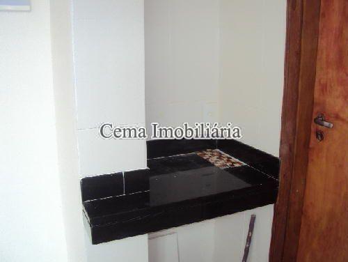 Cozinha - Apartamento À Venda Rua Álvaro Alvim,Centro RJ - R$ 240.000 - LA11701 - 9