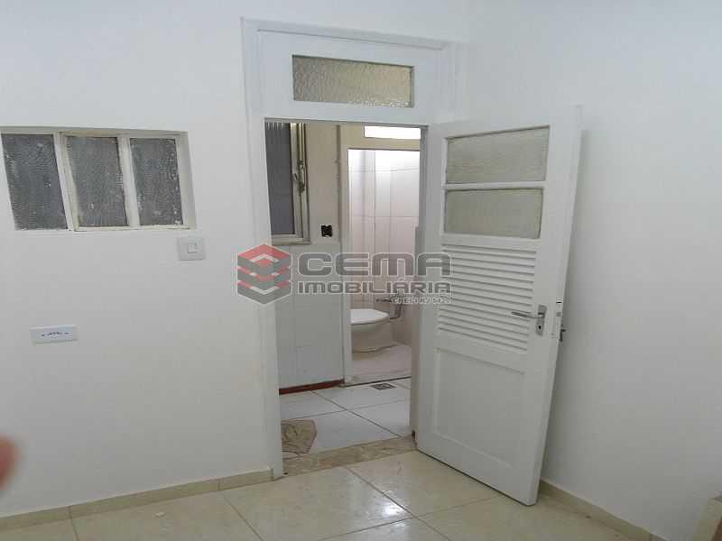 interi05 - Apartamento à venda Rua Pedro Américo,Catete, Zona Sul RJ - R$ 460.000 - LA23858 - 12