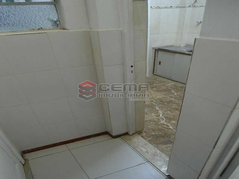 interi13 - Apartamento à venda Rua Pedro Américo,Catete, Zona Sul RJ - R$ 460.000 - LA23858 - 21