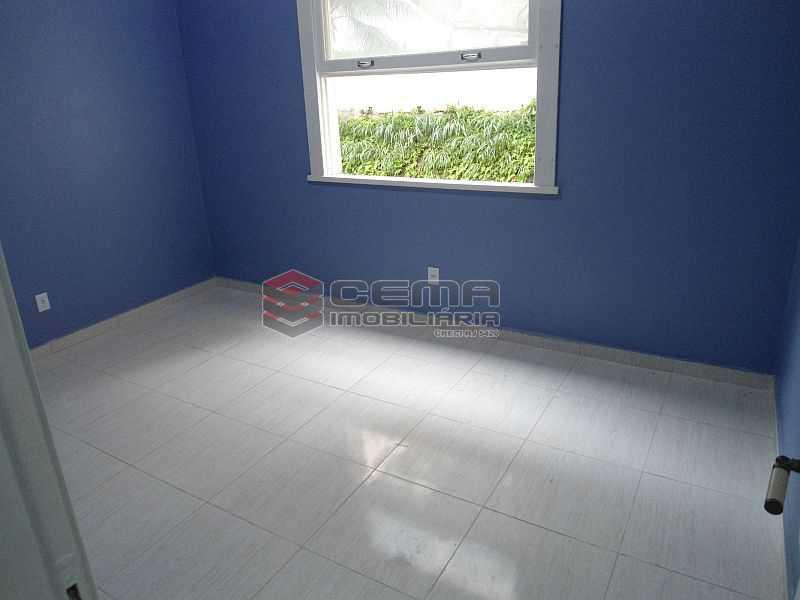 quarto 01 - Apartamento à venda Rua Pedro Américo,Catete, Zona Sul RJ - R$ 460.000 - LA23858 - 5