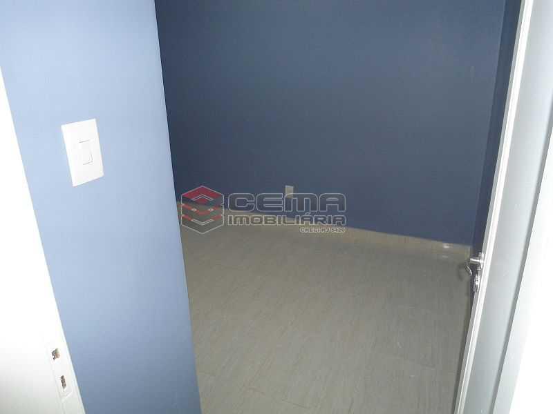 quarto 02 - Apartamento à venda Rua Pedro Américo,Catete, Zona Sul RJ - R$ 460.000 - LA23858 - 8