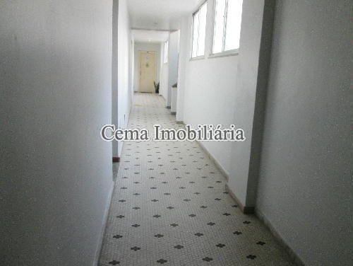 HALL DE ENTRADA - Apartamento À Venda - Copacabana - Rio de Janeiro - RJ - LA23890 - 10