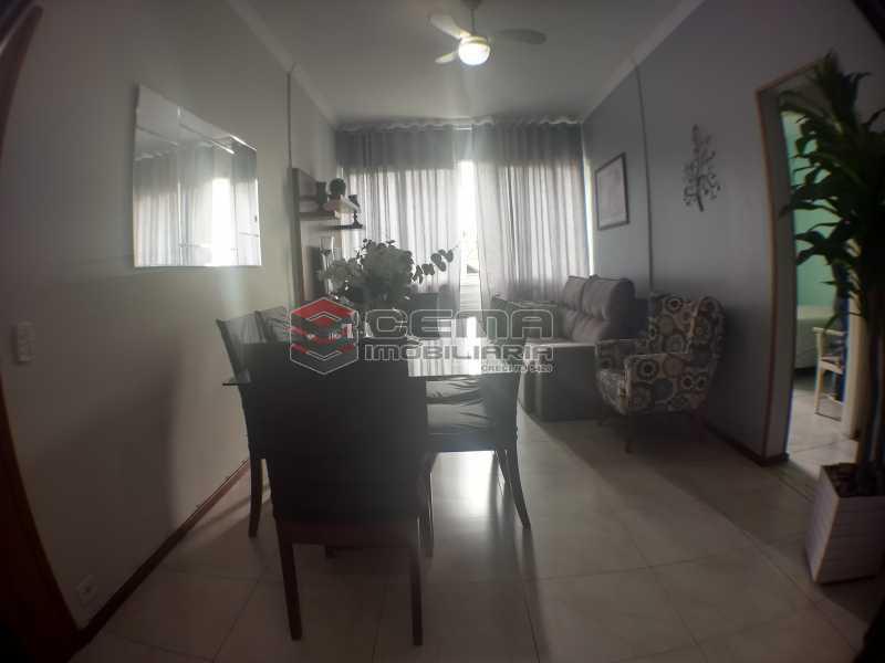 IMG_20200304_125300623_HDR - Apartamento 2 quartos à venda Flamengo, Zona Sul RJ - R$ 730.000 - LA24533 - 5