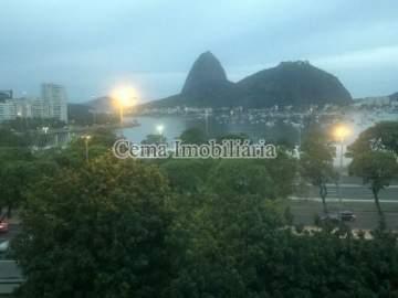 VISTA - Apartamento 3 quartos à venda Botafogo, Zona Sul RJ - R$ 1.650.000 - LA32769 - 1