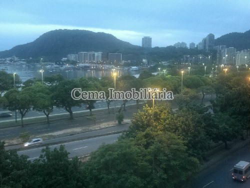 VISTA 3 - Apartamento 3 quartos à venda Botafogo, Zona Sul RJ - R$ 1.650.000 - LA32769 - 4