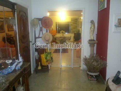 HALL - Apartamento 3 quartos à venda Botafogo, Zona Sul RJ - R$ 1.650.000 - LA32769 - 7