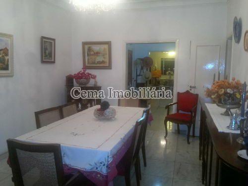 SALA DE JANTAR - Apartamento 3 quartos à venda Botafogo, Zona Sul RJ - R$ 1.650.000 - LA32769 - 8