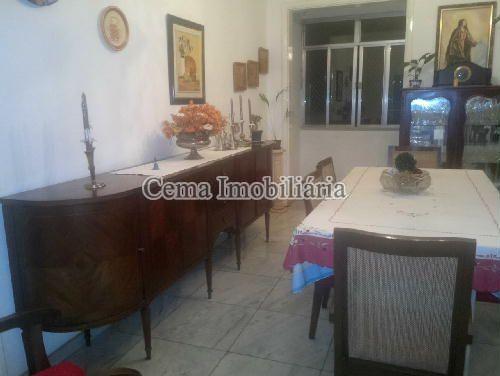 SALA DE JANTAR ANG. 1 - Apartamento 3 quartos à venda Botafogo, Zona Sul RJ - R$ 1.650.000 - LA32769 - 9