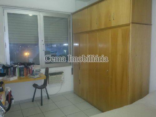 QUARTO 1 - Apartamento 3 quartos à venda Botafogo, Zona Sul RJ - R$ 1.650.000 - LA32769 - 11