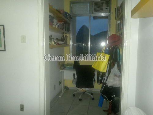QUARTO 2 - Apartamento 3 quartos à venda Botafogo, Zona Sul RJ - R$ 1.650.000 - LA32769 - 14
