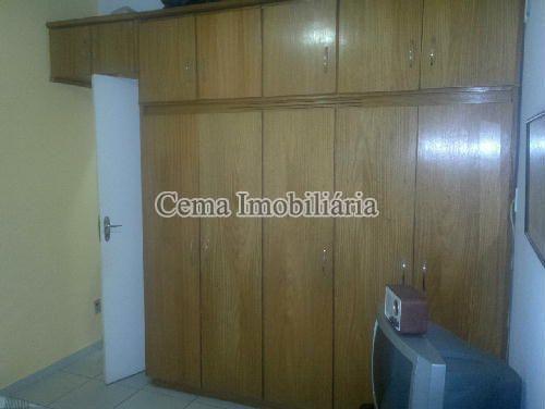 QUARTO 2 ANG. 1 - Apartamento 3 quartos à venda Botafogo, Zona Sul RJ - R$ 1.650.000 - LA32769 - 15