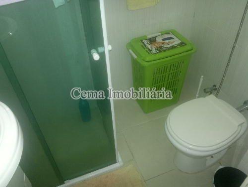 SUÍTE QUARTO 2 ANG. 1 - Apartamento 3 quartos à venda Botafogo, Zona Sul RJ - R$ 1.650.000 - LA32769 - 18