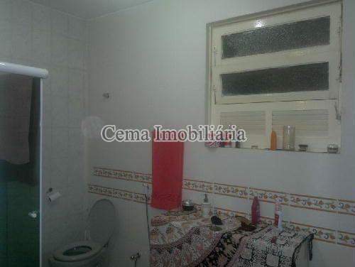 BANHEIRO SOCIAL - Apartamento 3 quartos à venda Botafogo, Zona Sul RJ - R$ 1.650.000 - LA32769 - 19