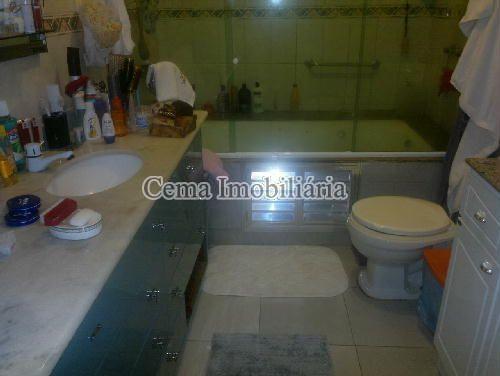 SUÍTE MASTER  ANG. 1 - Apartamento 3 quartos à venda Botafogo, Zona Sul RJ - R$ 1.650.000 - LA32769 - 24