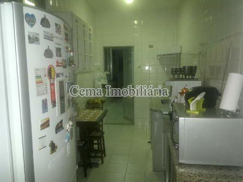 COZINHA  ANG. 1 - Apartamento 3 quartos à venda Botafogo, Zona Sul RJ - R$ 1.650.000 - LA32769 - 26