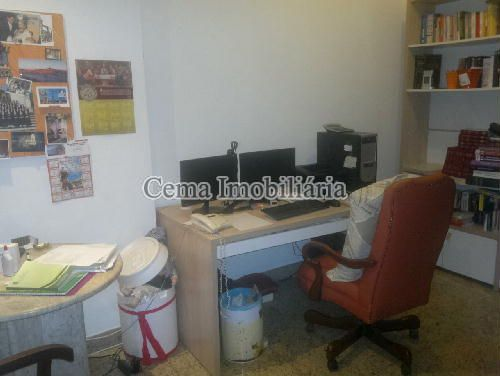 ESCRITÓRIO - Apartamento 3 quartos à venda Botafogo, Zona Sul RJ - R$ 1.650.000 - LA32769 - 27