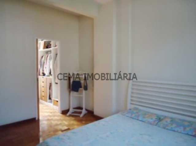 quarto 3 - Cobertura 4 Quartos À Venda Laranjeiras, Zona Sul RJ - R$ 1.850.000 - LACO40010 - 10