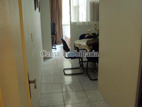 CIRCULAÇÃO ANG 1 - Kitnet/Conjugado 38m² à venda Rua Siqueira Campos,Copacabana, Zona Sul RJ - R$ 300.000 - LJ00636 - 5