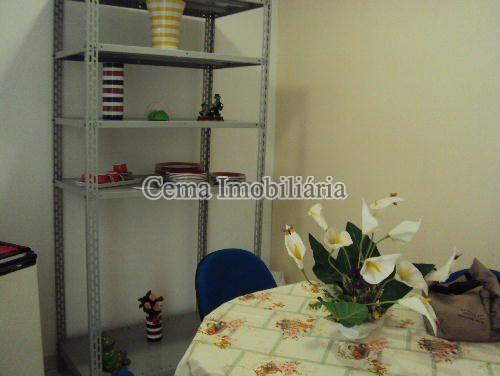 SALA DE ESTAR ANG 1 - Kitnet/Conjugado 38m² à venda Rua Siqueira Campos,Copacabana, Zona Sul RJ - R$ 300.000 - LJ00636 - 7
