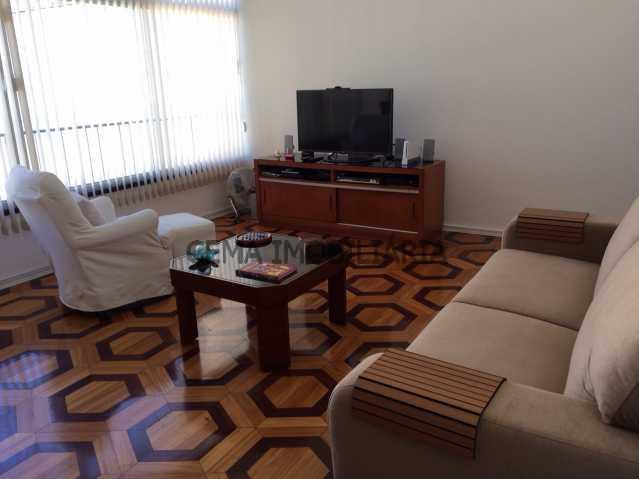 sala1 - Apartamento à venda Rua Almirante Tamandaré,Flamengo, Zona Sul RJ - R$ 1.047.000 - LA24251 - 3
