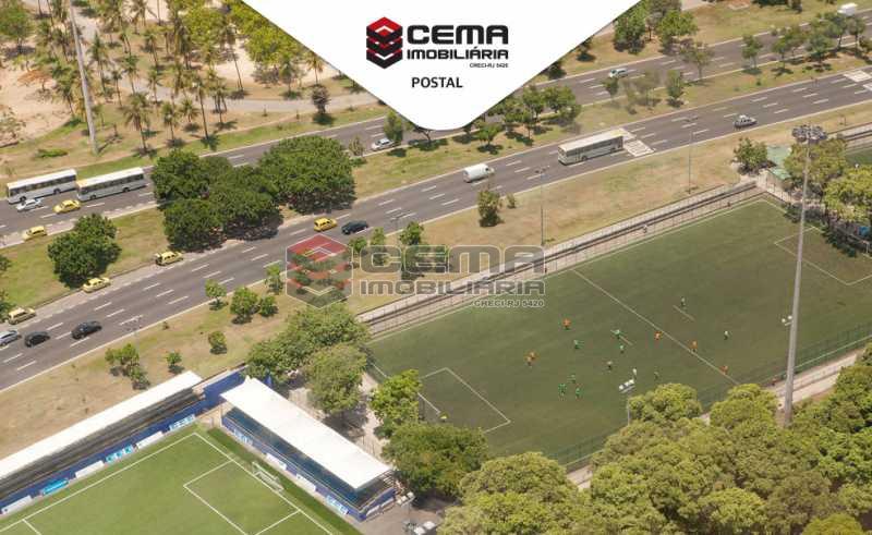 02 - Apartamento à venda Rua Almirante Tamandaré,Flamengo, Zona Sul RJ - R$ 1.047.000 - LA24251 - 17