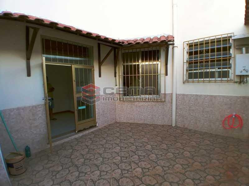 área externa - Apartamento 2 quartos à venda Tijuca, Zona Norte RJ - R$ 468.000 - LAAP20041 - 4