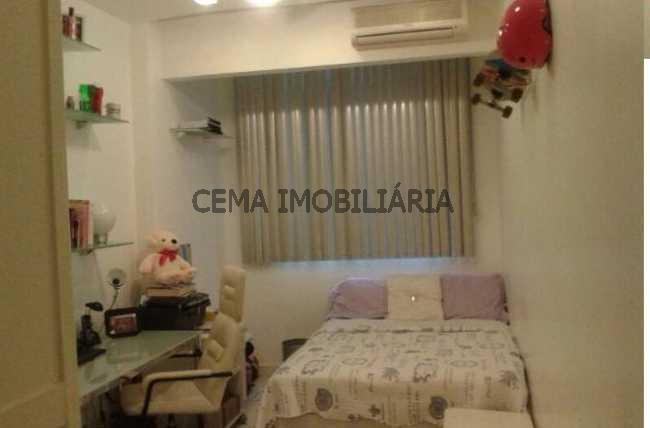 quarto 2 - Apartamento À Venda - Botafogo - Rio de Janeiro - RJ - LAAP30050 - 7