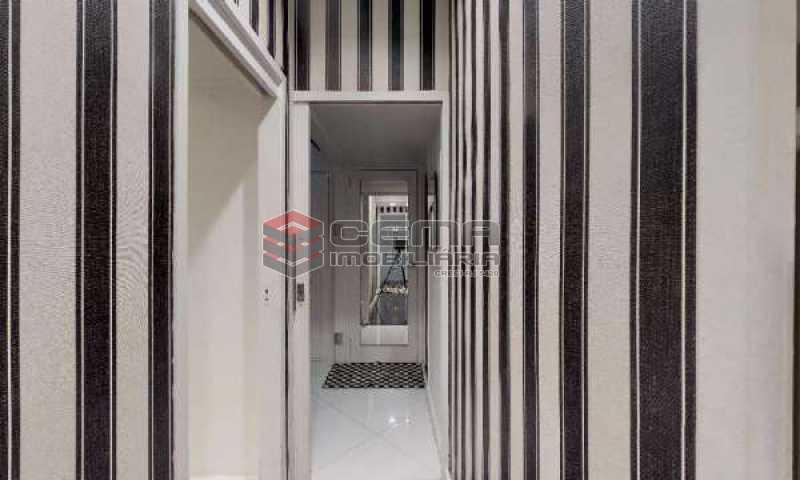 circulação - Apartamento À Venda - Botafogo - Rio de Janeiro - RJ - LAAP30050 - 11