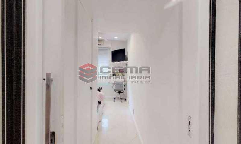 circulação - Apartamento À Venda - Botafogo - Rio de Janeiro - RJ - LAAP30050 - 12
