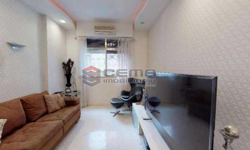 sala - Apartamento À Venda - Botafogo - Rio de Janeiro - RJ - LAAP30050 - 3