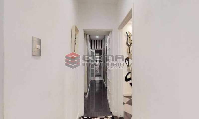 circulação - Apartamento À Venda - Botafogo - Rio de Janeiro - RJ - LAAP30050 - 14