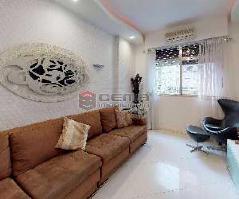 sala - Apartamento À Venda - Botafogo - Rio de Janeiro - RJ - LAAP30050 - 1