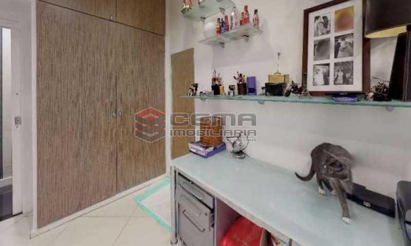 quarto 3 - Apartamento À Venda - Botafogo - Rio de Janeiro - RJ - LAAP30050 - 8