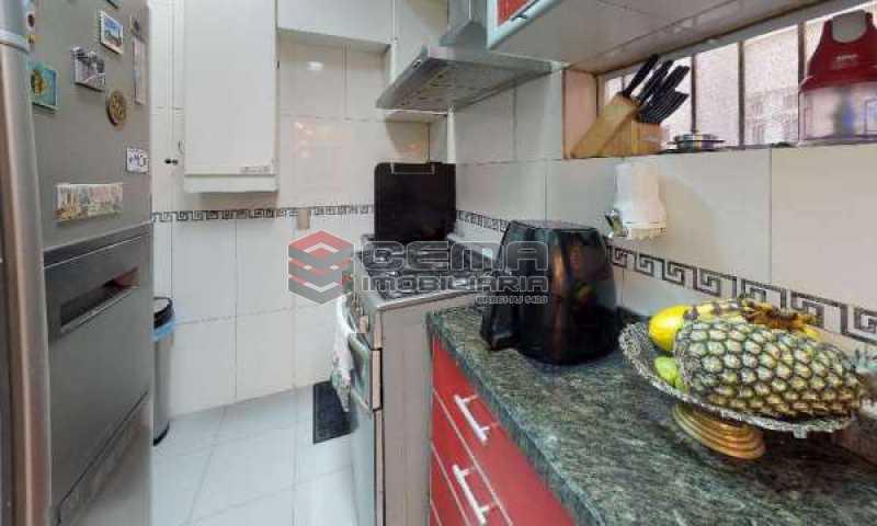 cozinha - Apartamento À Venda - Botafogo - Rio de Janeiro - RJ - LAAP30050 - 15