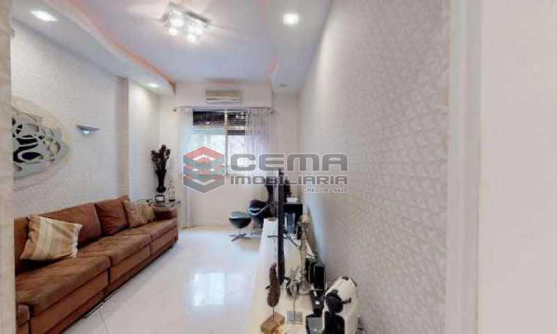 sala - Apartamento À Venda - Botafogo - Rio de Janeiro - RJ - LAAP30050 - 5