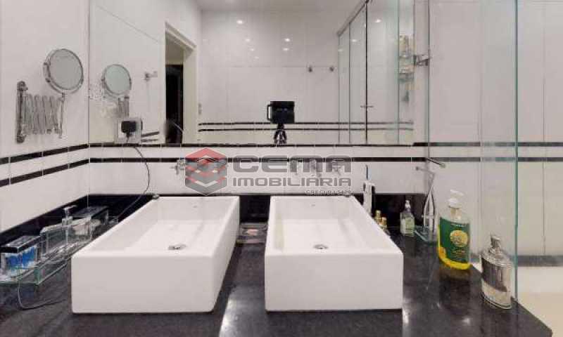 banheiro - Apartamento À Venda - Botafogo - Rio de Janeiro - RJ - LAAP30050 - 9