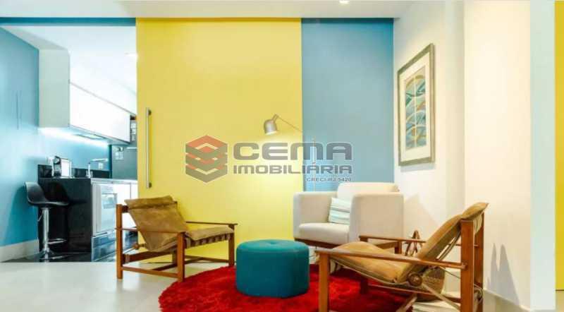 22 - Apartamento 2 quartos à venda Laranjeiras, Zona Sul RJ - R$ 1.030.000 - LA24355 - 6