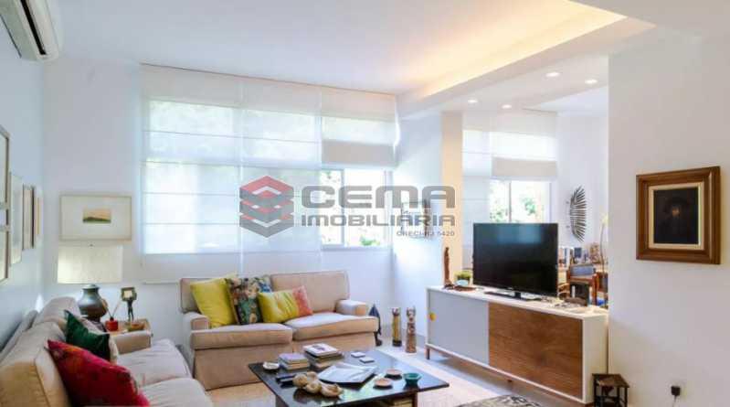 Capturar.JPG2 - Apartamento 2 quartos à venda Laranjeiras, Zona Sul RJ - R$ 1.030.000 - LA24355 - 7