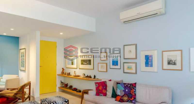 Capturar.JPG6 - Apartamento 2 quartos à venda Laranjeiras, Zona Sul RJ - R$ 1.030.000 - LA24355 - 9