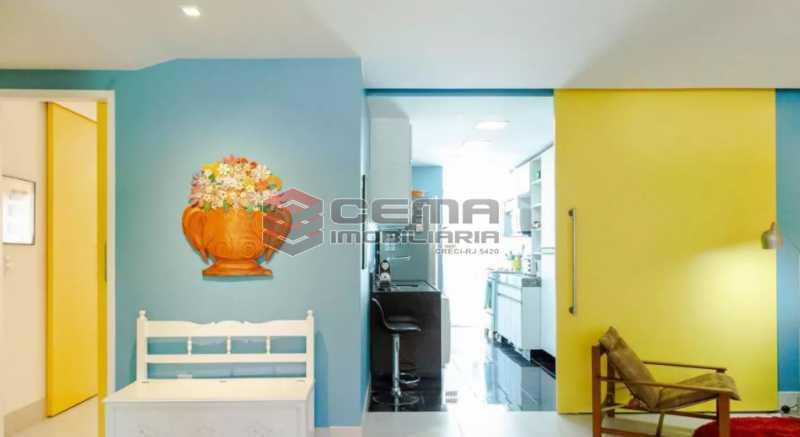 Capturar.JPG23 - Apartamento 2 quartos à venda Laranjeiras, Zona Sul RJ - R$ 1.030.000 - LA24355 - 13