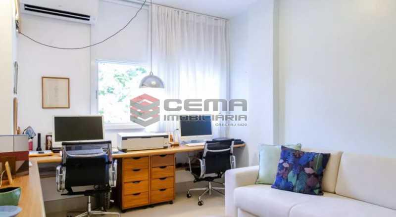 Capturar.JPG48 - Apartamento 2 quartos à venda Laranjeiras, Zona Sul RJ - R$ 1.030.000 - LA24355 - 20