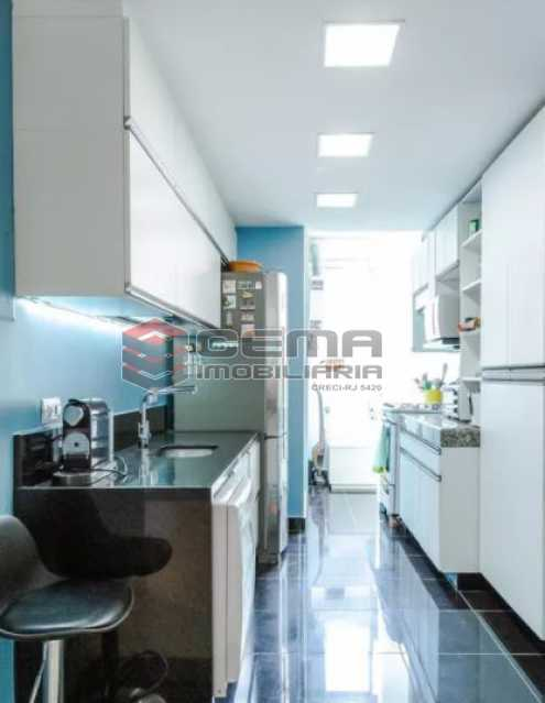 Capturar.JPG58 - Apartamento 2 quartos à venda Laranjeiras, Zona Sul RJ - R$ 1.030.000 - LA24355 - 26