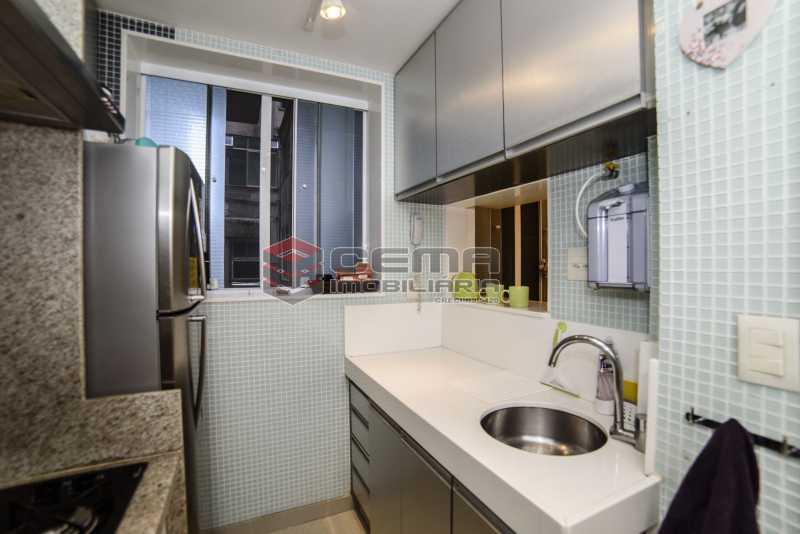 IMG_0916 - Apartamento À Venda - Glória - Rio de Janeiro - RJ - LAAP10069 - 9