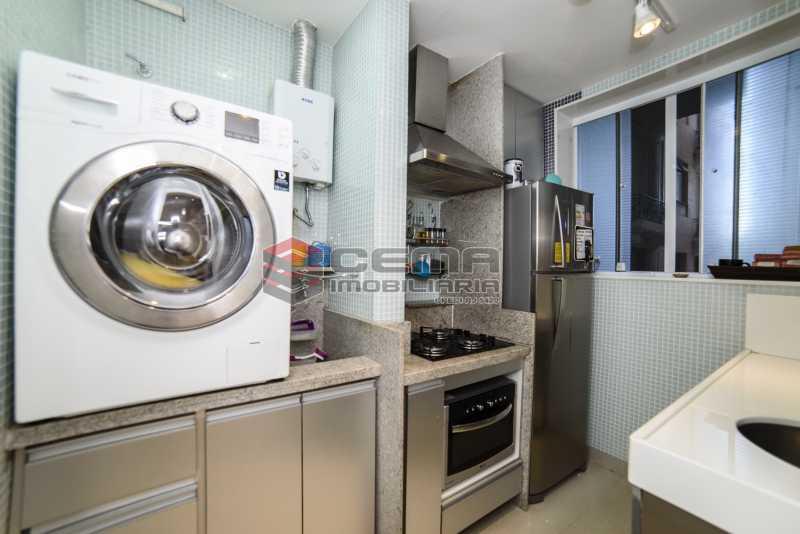 IMG_0917 - Apartamento À Venda - Glória - Rio de Janeiro - RJ - LAAP10069 - 11